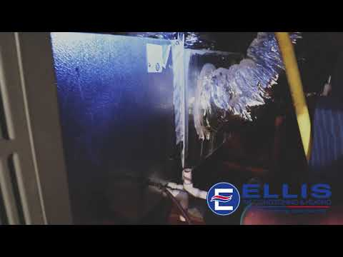 Life As A Techician At Ellis Air Conditioning and Heating in Dallas TX