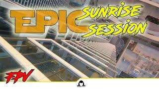 Sunrise Session - FPV Freestyle Canada