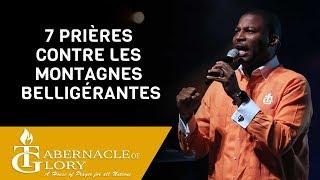 Pasteur Gregory Toussaint | 7 Prières contre les Montagnes Belligérantes | Tabernacle de Gloire