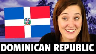 Foreigner REACTS To Life In The Dominican Republic | Dominican Food, Language, Culture, Lifestyle