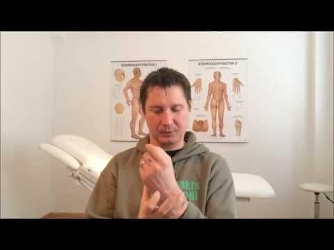 Was ist die degenerativen Veränderungen der medialen Meniskus des Kniegelenks