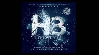 Lil Reese - Beef Ft. Fredo Santana Lil Durk - (H3 Lifestyle Vol. 3 Mixtape)