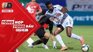 Tổng hợp vòng 9 Wake-up 247 V.league 2019 - HAGL đại thắng tại Hàng Đẫy | VPF Media