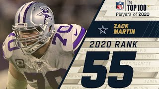 #55: Zack Martin (G, Cowboys) | Top 100 NFL Players Of 2020