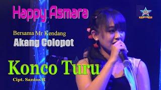 Download lagu Happy Asmara Konco Turu Mp3