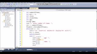 57- how to declare an array without size in C++ part 5