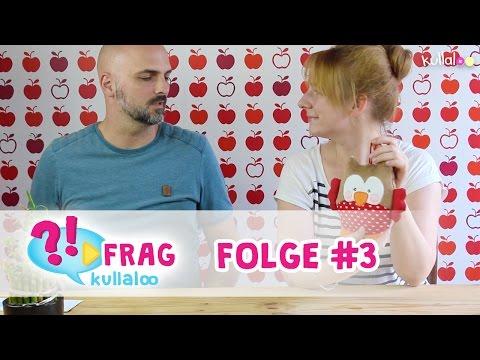 #fragkullaloo - Folge 3: Wie bekommt man eine Spieluhr in ein Kuscheltier & gaaanz viele Knöpfe