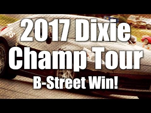 Dixie Champ Tour - B Street Win - 2017