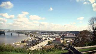 preview picture of video 'Fort Boreman Historical Park - Parkersburg, WV'