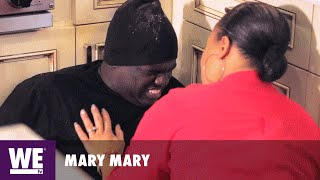 Mary Mary   'Warryn Campbell Messes with the Wrong Crowd' Sneak Peek   WE tv