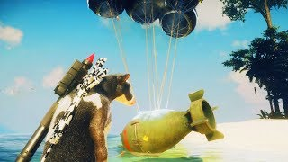 When You Find An Abandoned Nuke in Just Cause 4