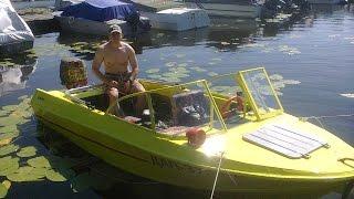 Лодка крым размеры кокпита