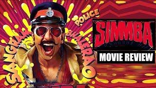 Simmba | Full Movie Review | Ranveer Singh | Sara Ali Khan | Ajay Devgan | Sonu Sood