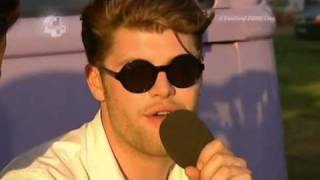 Daniel Merriweather-Impossible(live@ BACKSTAGE V FESTIVAL - DAY 2 SPECIAL 23-08-2009)