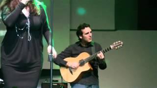 """Basia performing """"Copernicus"""" at JavaJazz 2013"""