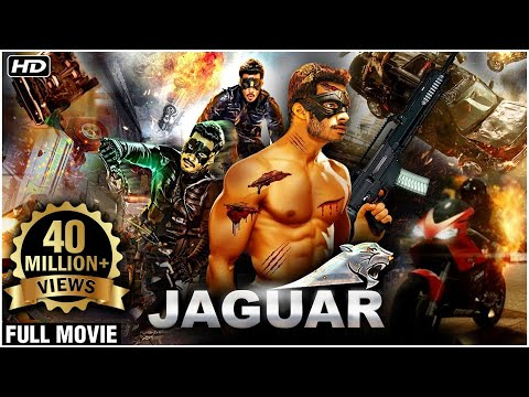 Jaguar Full Hindi Movie | Nikhil Gowda | Tamannaah | Super Hit Hindi Dubbed Movie | Action Movie