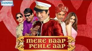 Mere Baap Pehle Aap  Akshaye Khanna Genelia Dsouza And Paresh Rawal  Latest Bollywood Movie  HQ