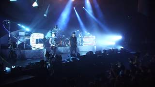 Chase & Status 'Let You Go' Live from London's O2 Arena
