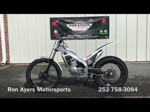 2018 Honda Montesa Cota 4RT260 in Greenville, North Carolina - Video 1