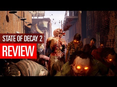State of Decay 2 REVIEW / TEST
