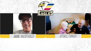 [COL] Eagles select Pot of Gold family