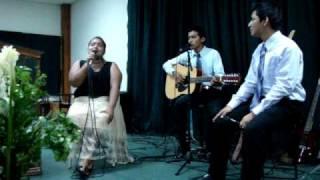 preview picture of video 'hasta aqui me ayudo jehova (vida eterna zacatecoluca)'