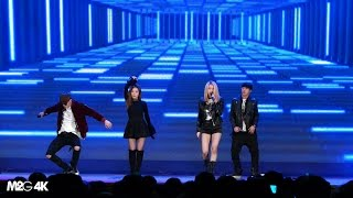 [직캠] 170108 롯데월드 Rising Star - KARD ( Rude Boy )