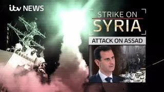 US acts on Syrian war after six long years