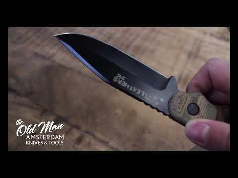 Buck Knives 245 Matt Would Go
