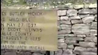 Wild Bill Hickok/Calamity Jane Gravesites