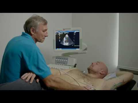 Echokardiographie bei Hypertonie