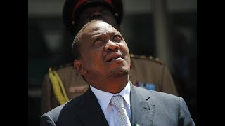 List of scandals dogging President Uhuru Kenyatta's second term in office.