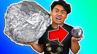 Giant Mirror-Polished Japanese Foil Ball Challenge ~ Guava - Video Youtube