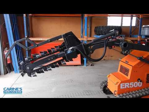 Everun Mini Digger Attachments