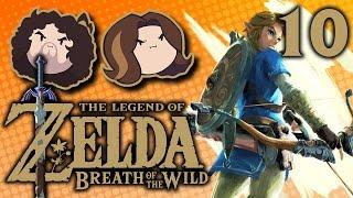Breath of the Wild: Maraca Man-Tree - PART 10 - Game Grumps
