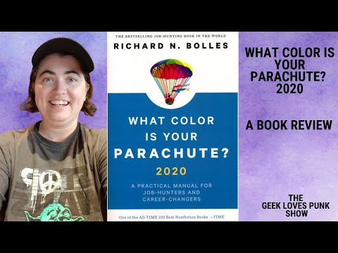 What Color Is Your Parachute? 2020 A Book Review