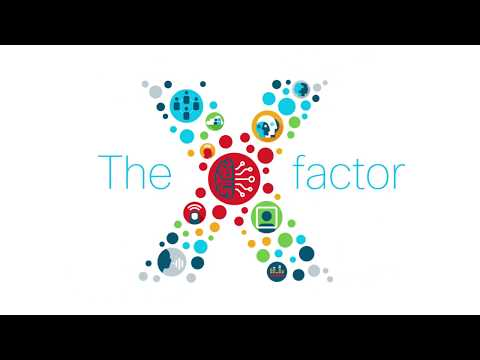 What is the X factor in the new Cisco Webex