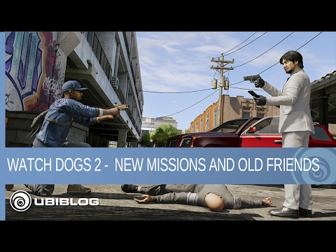 Watch Dogs 2 - New Missions and Old Friends in the Human Conditions DLC thumbnail