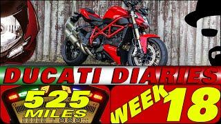 Ducati Streetfighter 848 - Rizoma Mods