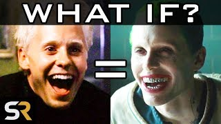 WHAT IF Jared Leto