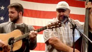 """Big Spike Hammer"" ~ Red White & Bluegrass Jam ... Oct. 21, 2014"