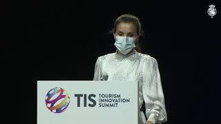 Palabras de Su Majestad la Reina en la inauguración del Tourism Innovation Summit (TIS 2020)