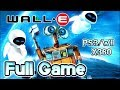 Wall e Walkthrough Full Game Longplay ps3 X360 Wii