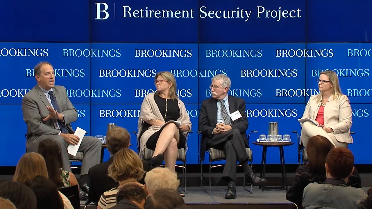 Panel One: Retirement Plans for Contingent Workers