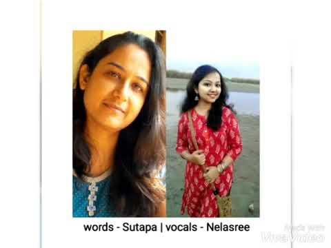 Shondheye bela jaane (preme pora baron) | bengali | sutapa | Nilasree | sweater