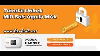 Unlock Modem Bolt Aquila MAX