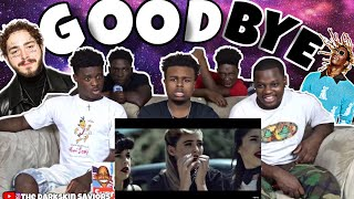 "Post Malone   ""Goodbyes"" Ft. Young Thug(Reaction)"