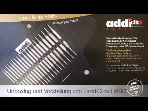 addi Click Basic Set    ungeboxt & ausprobiert
