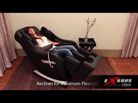 IRest  Massage Chair With Air Pressure