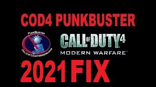 How to Update Punkbuster COD4 - 2019